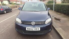 Volkswagen Golf Plus 1.4 TSI 5dr In Excellent Condition
