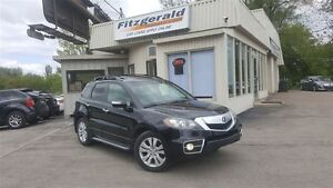 2010 Acura RDX Base - BACK-UP CAM! ONLY 72KM!!!