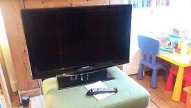 "Samsung HD LCD 37"" TV"