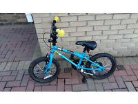 """childrens 16"""" bike apollo"""