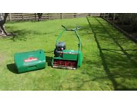 Ransoms 20 Inch Cylinder Mower