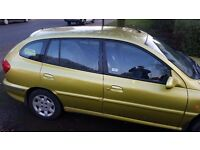 cheap car for sale it needs some tlc hence spares&repairs, iv got a new car so need it gone