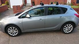 Silver astra. 2012. 5 door. New service and MOT this week. Smooth runner