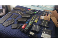 Scalextric Digital Super GT + Extra Sport Track, Car and Accessories