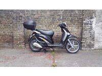 Piaggio Liberty 125cc scooter