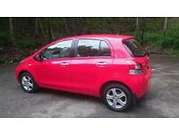 2010 Yaris TR 1.33 5dr Eco Technology Low Mileage £30 Road Tax . Viewing Recommended.
