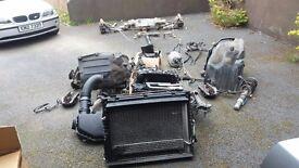 2003 bmw e60 parts