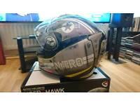 Brand new Nitro racing helmet