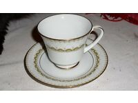 large quantity of noreake table ware