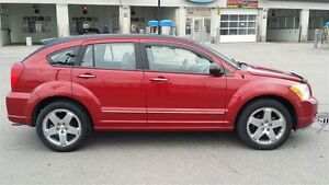 2007 Dodge Caliber RT AWD/LEATHER/NAVIGATION/SUNROOF