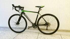 Almost brand new Cboardman cyclo cross bike