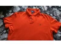 Genuine Ralph Lauren mens polo shirt XL BARGAIN