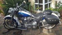 Harley Davidson Softail Deluxe Kallaroo Joondalup Area Preview