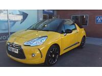 CITROEN DS3 (yell0w) 2011