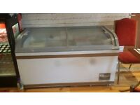 Industrial Ice cream freezer