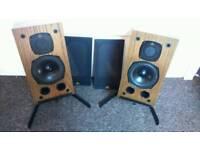 Castle Trent II Hifi Monitor Speakers