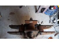 ring roller bar bender metalwork tool welding