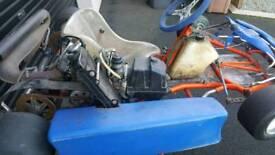 Tony kart rotax 125fe