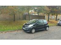 2005 Peugeot 107 , 3 Door hatchback ,Low mileage only 65,000 miles, 2 owners. £20 per year Road Tax