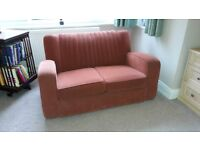 Beautiful Art Deco orginal 2 seater sofa in very good condition