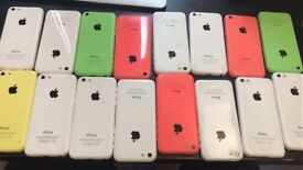 🔥🔥🔥OFFER- APPLE IPHONE 5C 16GB UNLOCKED MINT CONDITION COMES WITH WARRANTY & RECEIPT