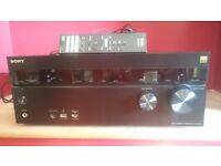 Sony 7.2 AV receiver str-dn1050