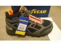 Goodyear Safety Boots Composite Toe S3 size 9 EU43 GYBT1528