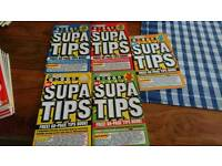 5 Gamesmaster Supa Tips - Numbers 1 - 5