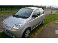 CHEVROLET MATIZ NOVEMBER MOT LOW MILES