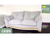 Designer buoyant Nicole 3 seater + 2 seater sofas £699
