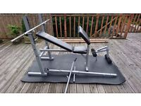 York Fitness 520 Weight Lifting Bench