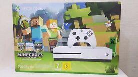 Xbox One S Minecraft Bundle ***READ DESCRIPTION***