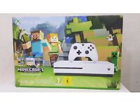Xbox One S Minecraft Bundle ***READ DESCRIPTION***