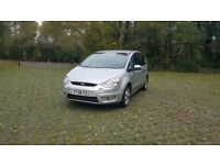 Ford S-Max 2008 Zetec Tdci 🚗 NEW MOT 🚗 HPI CLEAR