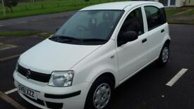 FIAT PANDA VERY GOOD CONDITION ONE OWNER FROM NEW,