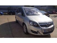 Vauxhall Zafira 1.7 CDTi ecoFLEX 16v Elite 5dR, DIESEL, FLAWLESS DRIVE