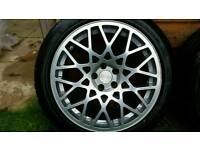 alloy wheels 225/45/17