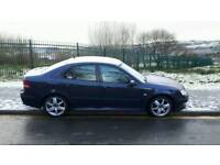 Saab 9-3 1.9 tid 5dr saloon leather interior 2 keys remote center looking services history tidy car