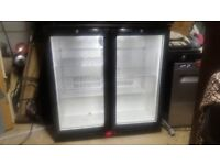 LEC Drinks /Chiller cabinet