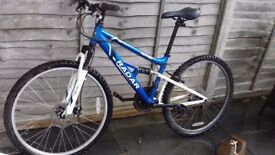 "Mens Mountain Bike 14"" frame"