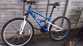 "Mens Mountain Bike 14"" frame"