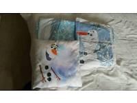Frozen single bedding set