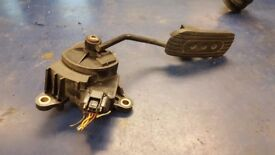 2005 Micra 1.2 SE K12 5dr Electronic Throttle Pedal Assembly 18002AX600 GAS
