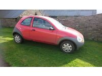 Ford KA 2005, spares, repairs or project