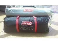 TENT & PORCH - Coleman Coastline 4 Deluxe Tent and Porch
