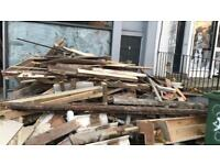 FREE TIMBER AND JOISTS