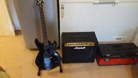 Electric guitar bundle