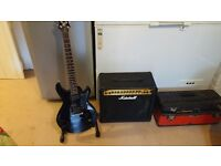 Electric guitar bundle