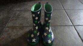 Boys/Girls Wellington Boots/Wellies Size 12