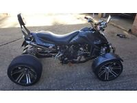 Spy F1 Quad/Low mileage/Great Bike